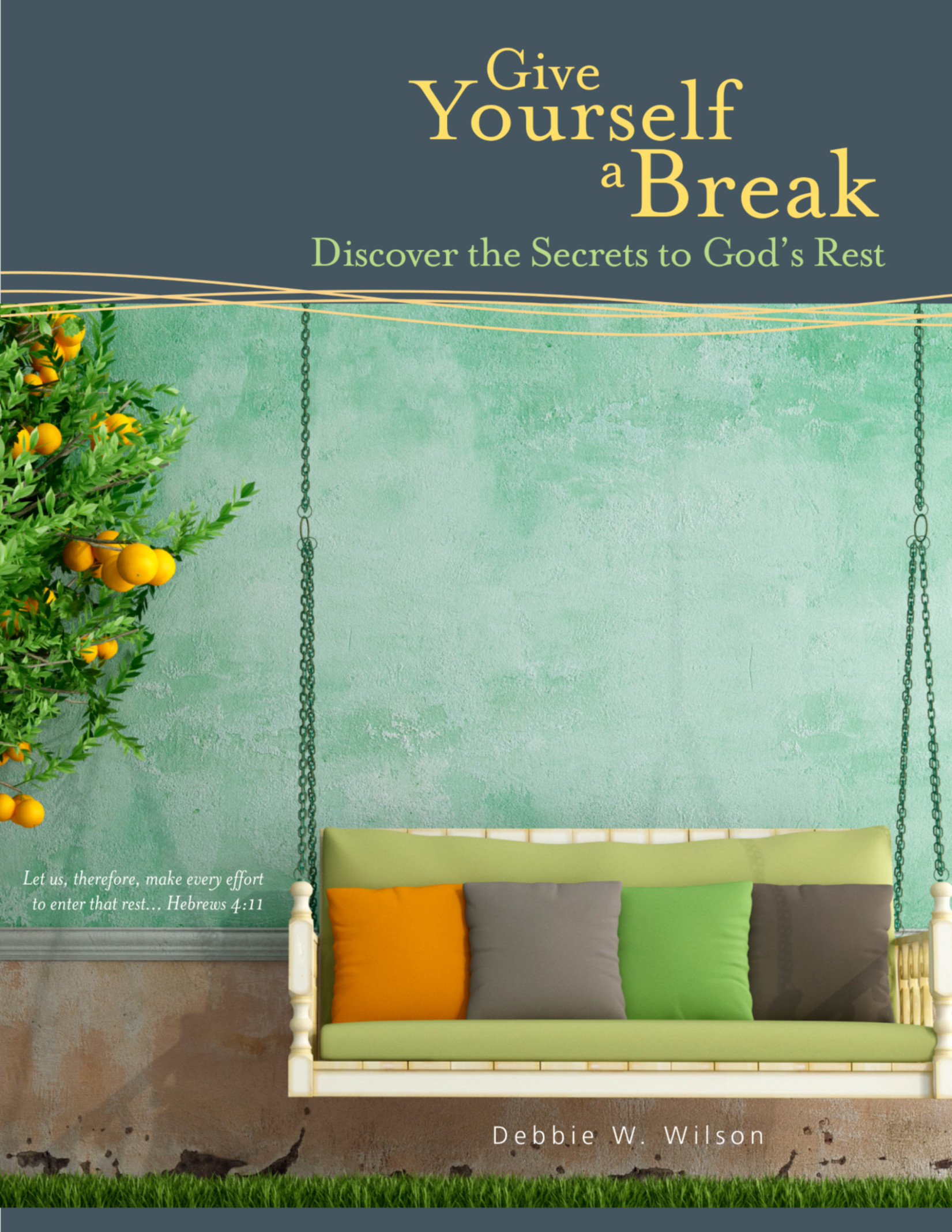 Give Yourself a Break cover for ebook